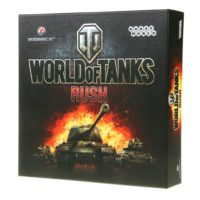 HOBBY WORLD 1123/1341 World of Tanks: Rush