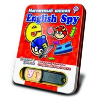 Магнитная игра MACK&ZACK SP_ABC English Spy